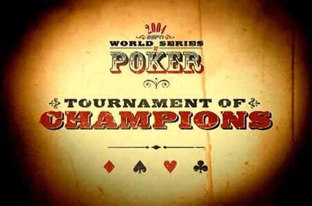 torneos de Póker faces de un torneo