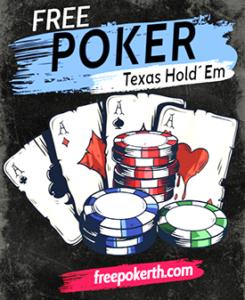 Free Poker Texas Hold´Em