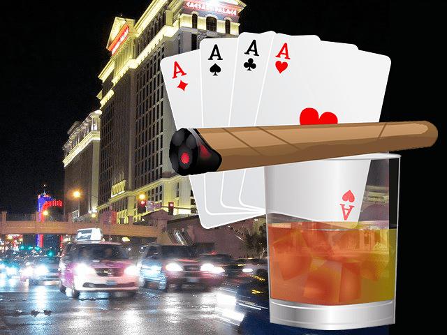 Costumbres destructivas: Jugar al póker a nivel profesional