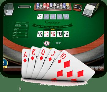 juego Draw Poker (Póquer Tapado)
