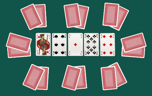 Texas Hold'em: Aprendamos al póker juntos (Parte 1)